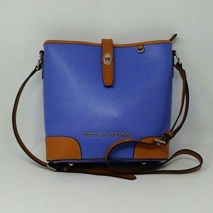Dooney & Bourke Purple Handbag